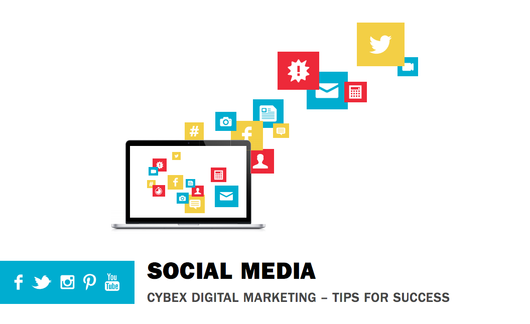 Cybex Social Media Tips eBook
