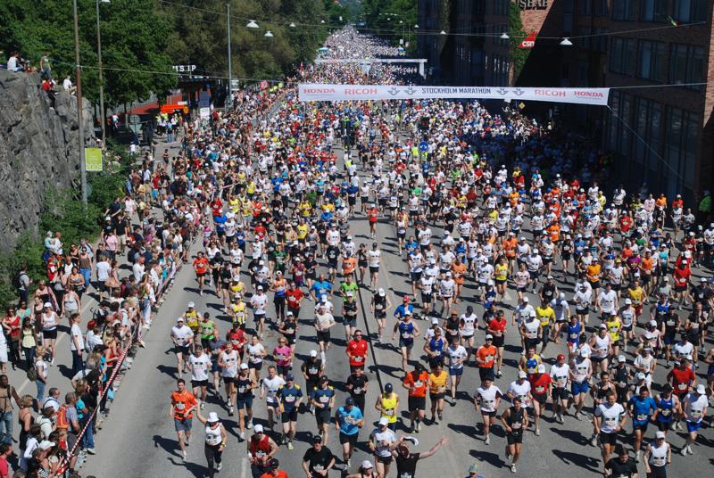 2009 Stockholm Marathon