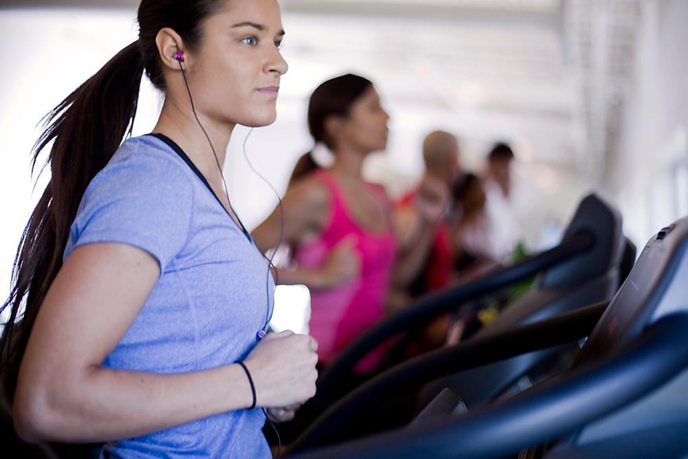 The benefits of using treadmills.