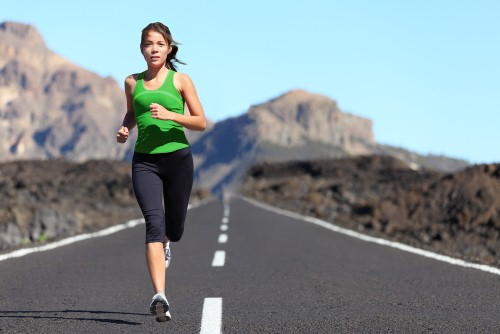 Runner - Health and Wellness