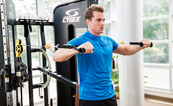 Cybex Workout Center