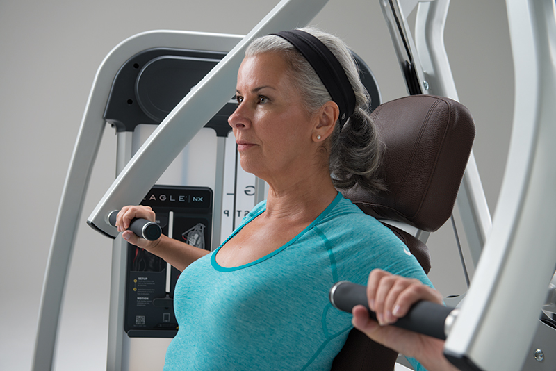 Fitness Equipment for Active Aging