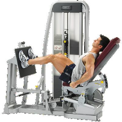Machine Monday: The Cybex Eagle Leg Press