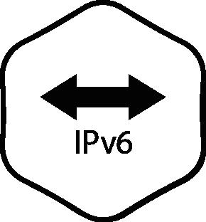 IPv4 / IPv6 adres - Tilaa