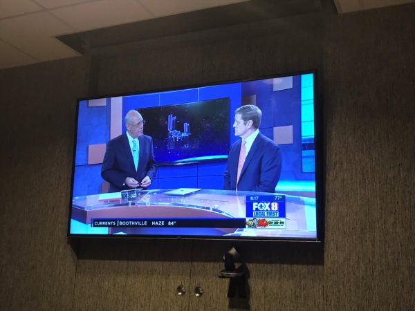 Geocent Radiation Shielding Work Featured on Fox 8 News