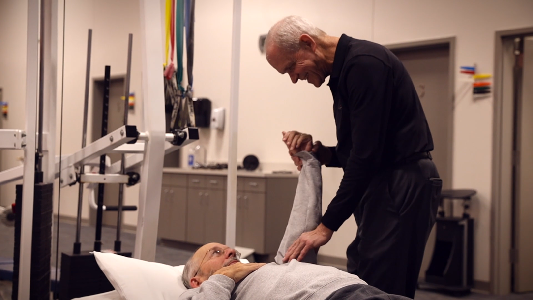 Meet One of MTS Physical Therapy's Founders: Mike Sheffield