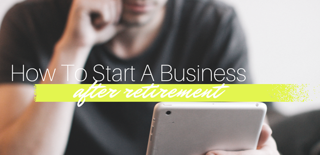 Starting A Business After Federal Employee Retirement