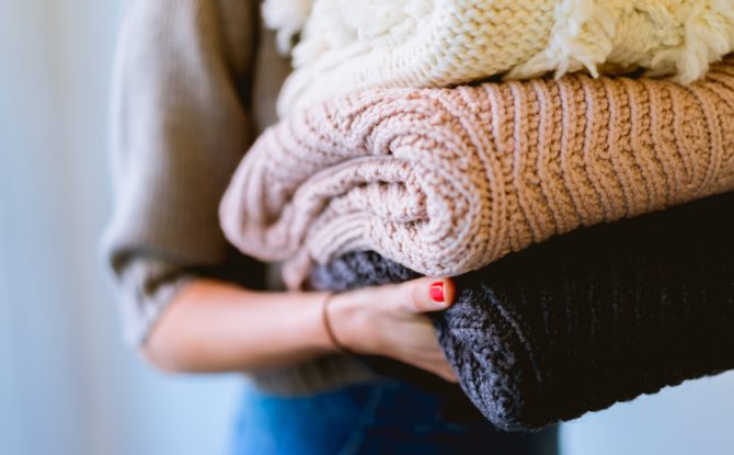 5 Unexpected Benefits Of Letting (Your Stuff) Go