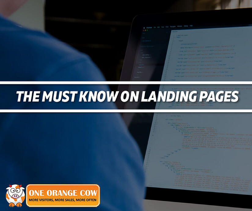 The Must Know on Landing Pages
