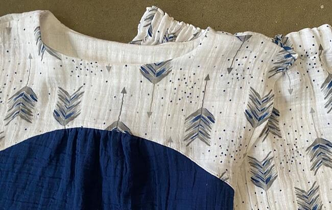 how to sew a pair of pajamas