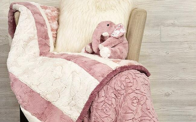 rosalie cuddle quilt kit