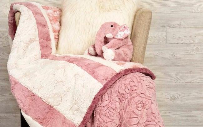 rosalie cuddle quilt kit