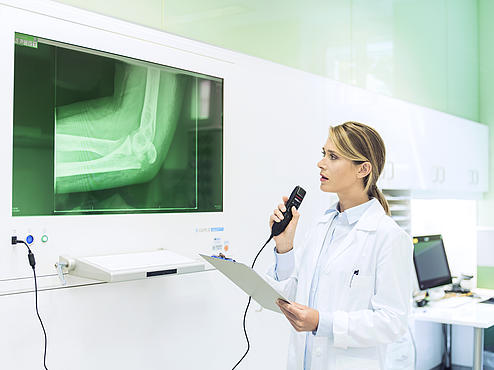 Does speech recognition have a future in healthcare?