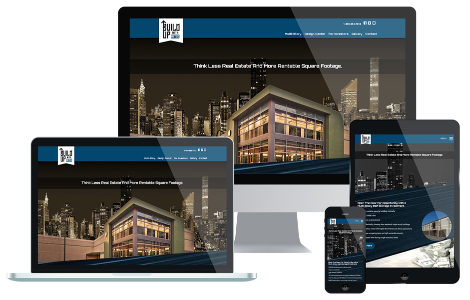 Self Storage Company BETCO, Inc., Launches New Website Highlighting Multi-Story Facilities