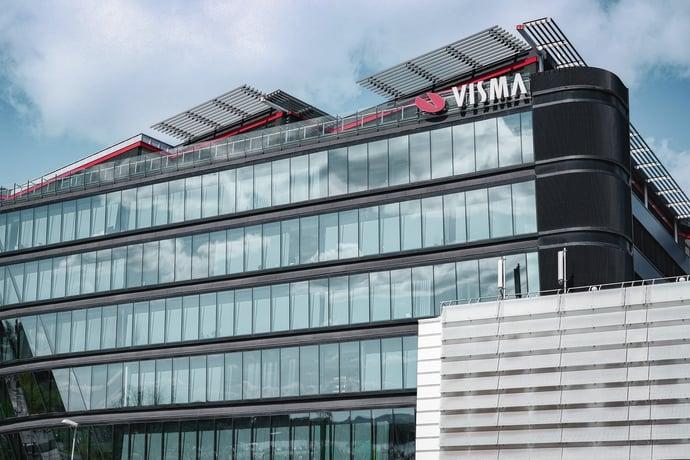 Inyett blir ett företag i Visma