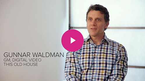 Client Success Story: Gunnar Waldman (This Old House) - Monetizing TV in Digital