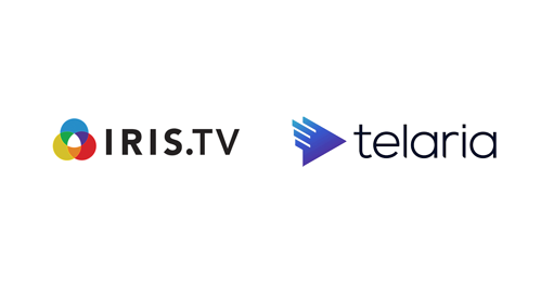 IRIS.TV and Telaria Execute Contextual and Brand-safe Ad Targeting for Programmatic Video