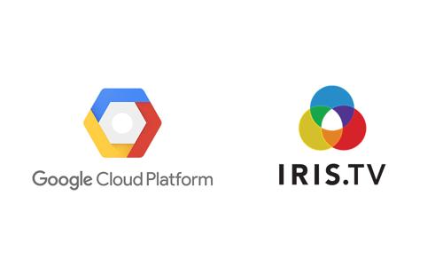 Press Release: IRIS.TV Announces Built-in Video Personalization for Google Cloud Video