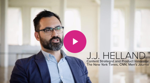 Client Success Story: J.J. Helland - Using AI to Inform Editorial Programming