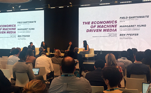 IRIS.TV on the Economics of Machine-Drive Media