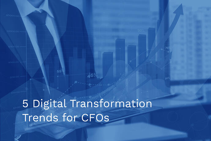CFO digital transformation