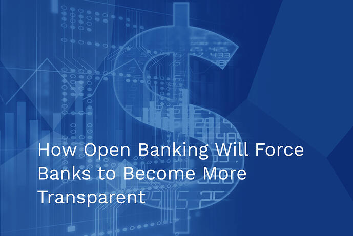 open banking and data transparency