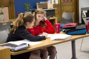 Middle School Girls Study