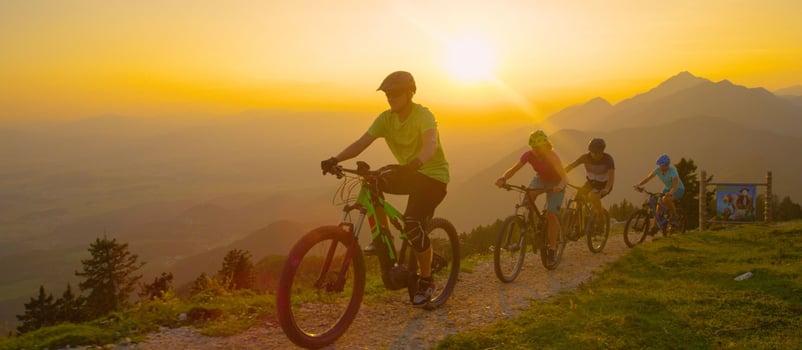 conducción de actividades físicas rutas