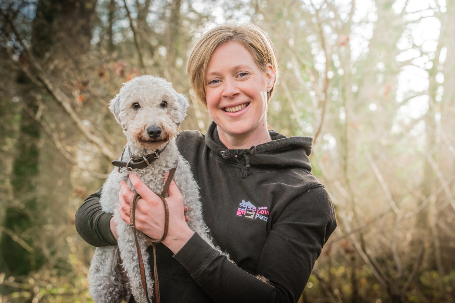 Insured and licensed dog walking and pet care in Earley. Multi award winning We Love Pets.