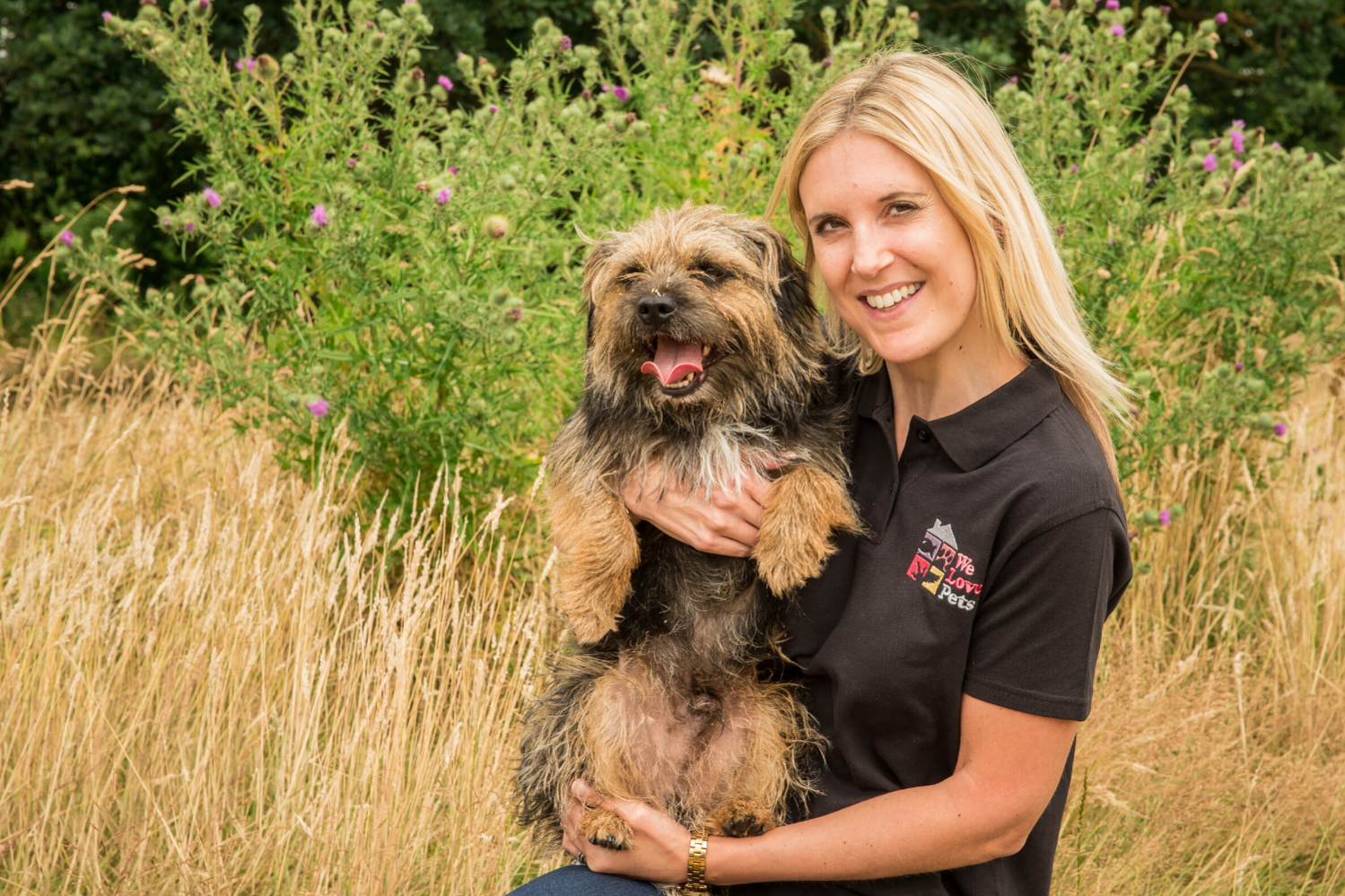 Dog walking and pet sitting in New Malden. Multi award winning pet care.