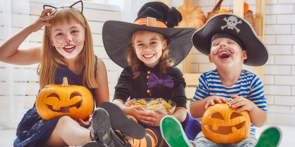 Don't Be Scared, Be Prepared | Halloween Safety Planning