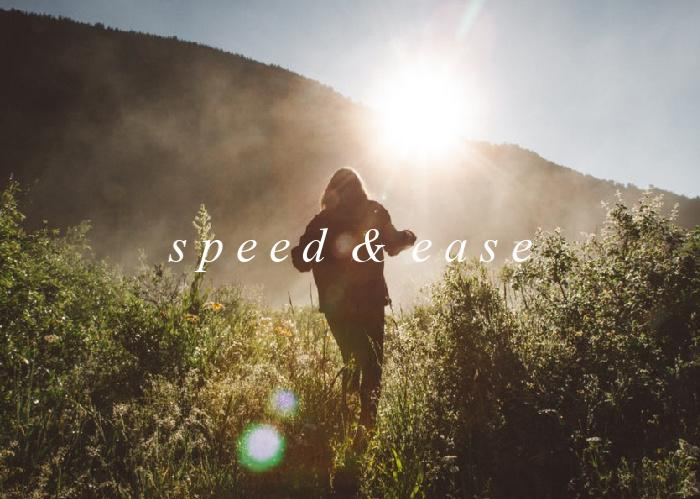 Speed & Ease | February Monthly Blog