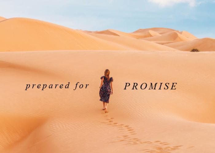 Prepared For Promise | July Monthly Blog