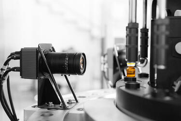 Automatic Visual Inspection of Parenteral Products: Bonfiglioli Engineering