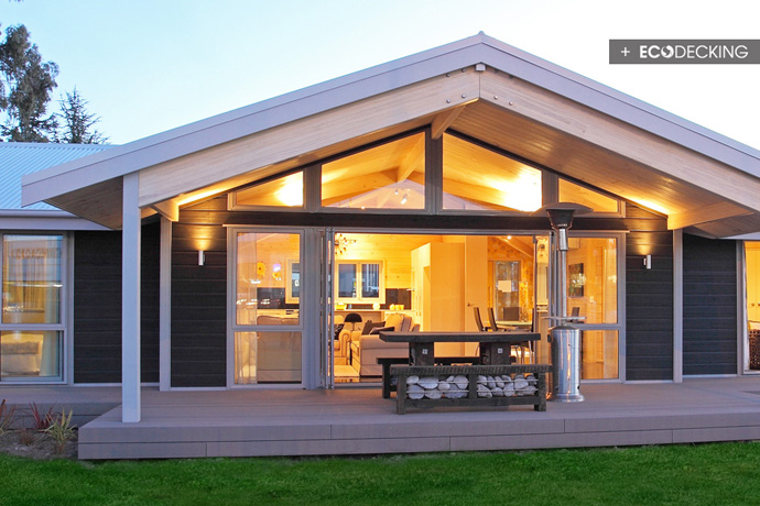 Lockwood showhome christchurch for Home designs new zealand