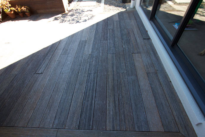 5 comparisons of composite decking vs bamboo decking materials for Best composite decking material reviews