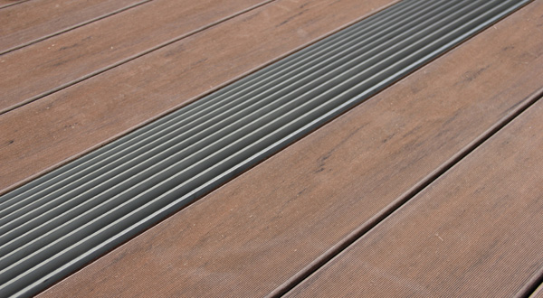 4 alternative timber decking materials to consider during for Plastic decking material