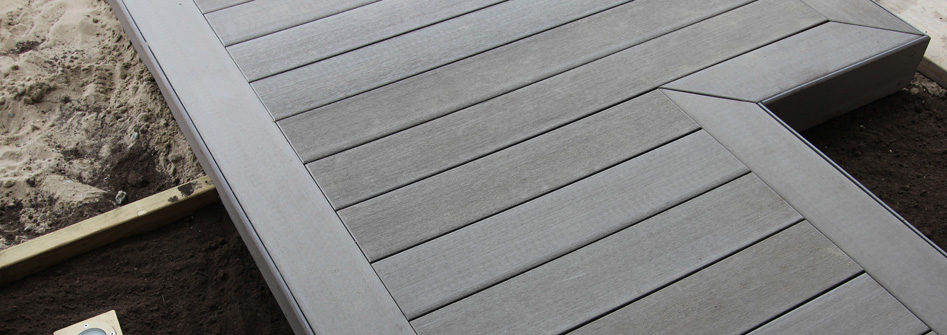 Outdure composite decking expansion and contraction for Composite decking sale