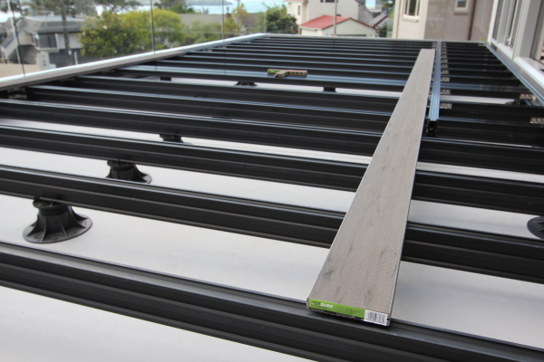Deck Waterproofing Membrane : Outdure choose deck frame qwickbuild substructure system