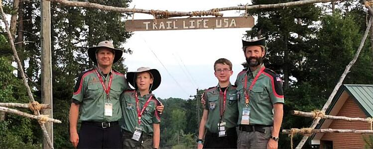 Mentoring, Fatherly Affirmation, and Trail Life USA
