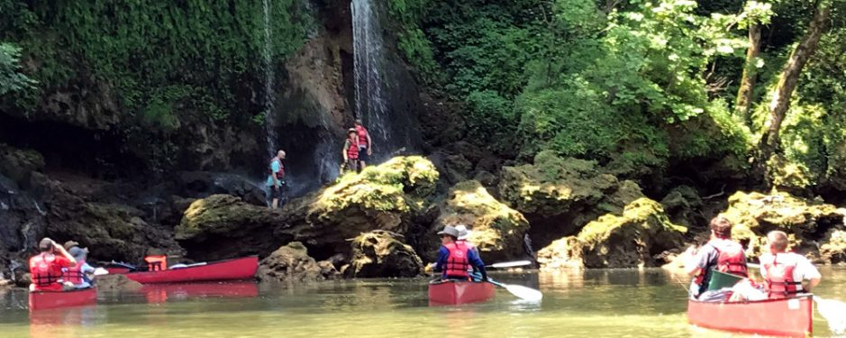 Week-long River Adventure Deepens Relationships, Builds Confidence, and Grows Character