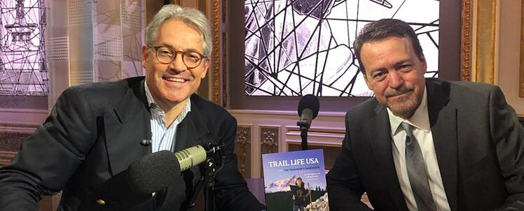 Trail Life USA CEO on Eric Metaxas Show