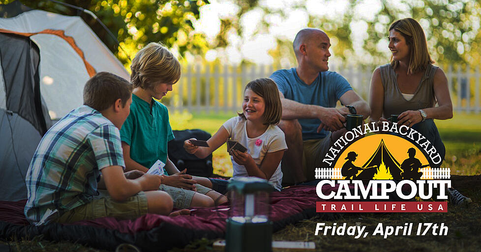 First-Ever National Backyard Campout wants Families to Make Memories