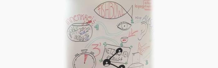 mediaimpuls #3 - Im Fischglas auf der KI-Welle gesurft