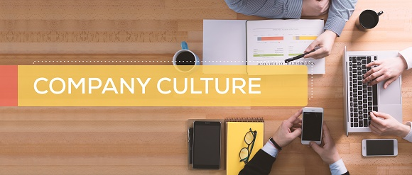 [INFOGRAPHIC] The 6 Components of a Strong Workplace Culture