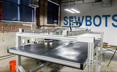 The rise of garment manufacturing robots or 'Sewbots'