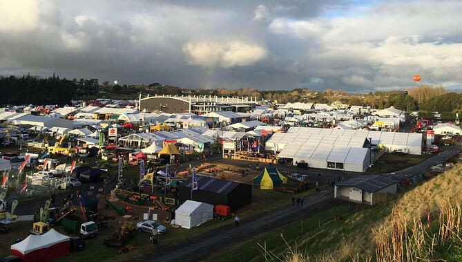 Figured at Fieldays 2019 - Cultivating Value
