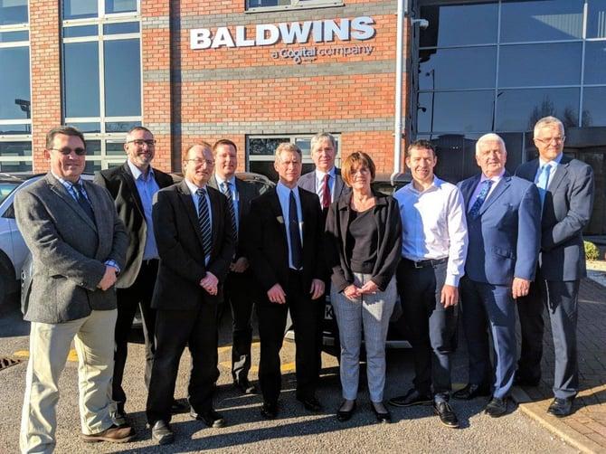 Leading Partnerships: Gary Brockway, Baldwins