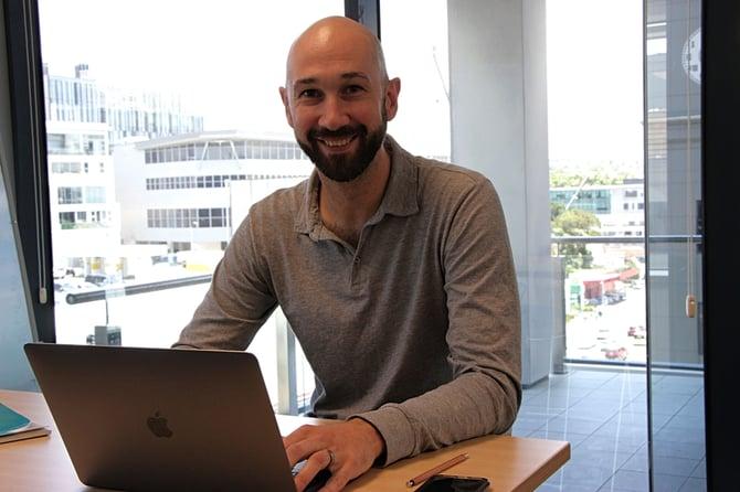 Meet the team: Jimmy, Customer Success Lead Australia
