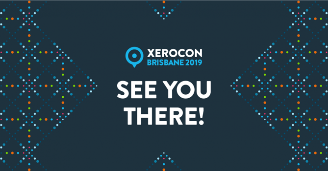 You, us, Xerocon Brisbane - it's a date.